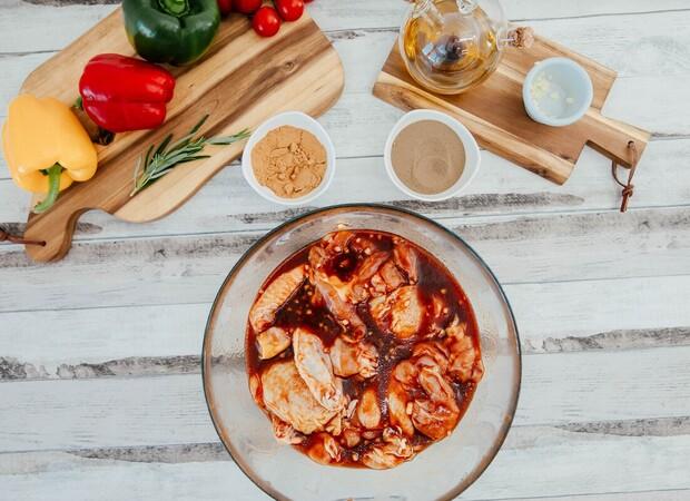 Flavourings / seasonings