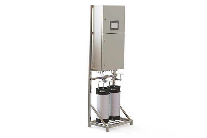 Atomizing proces for smoking chambers.